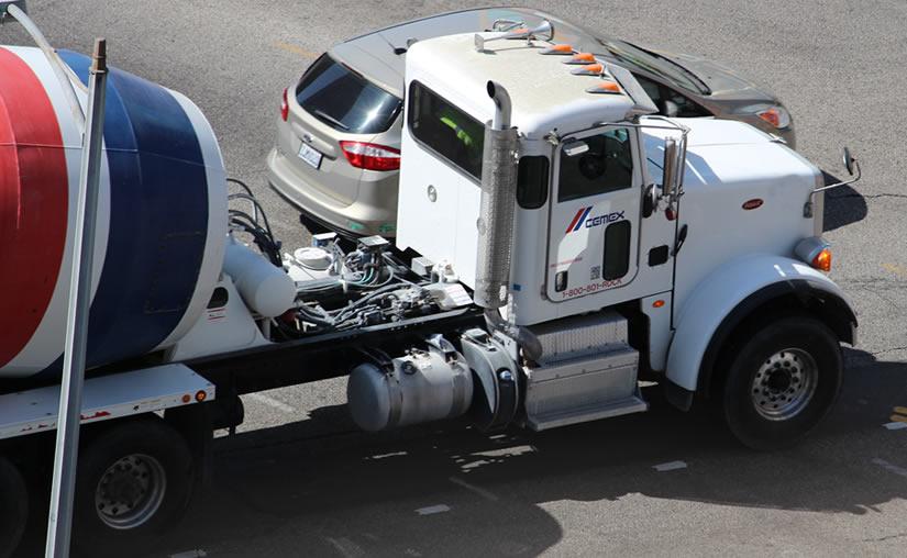 accidentes de vehículos comerciales