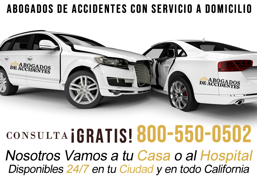 abogados de accidentes de auto