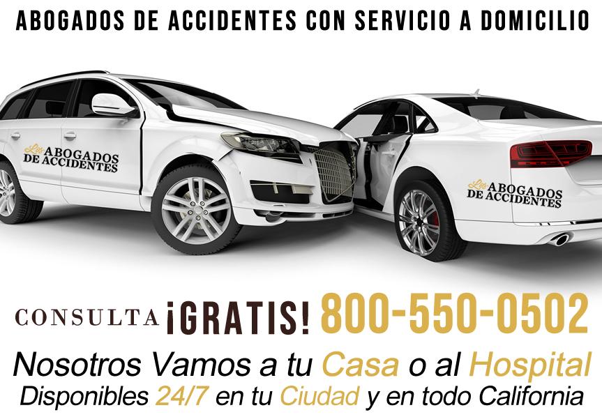 Abogados accidentes de autos en los angeles
